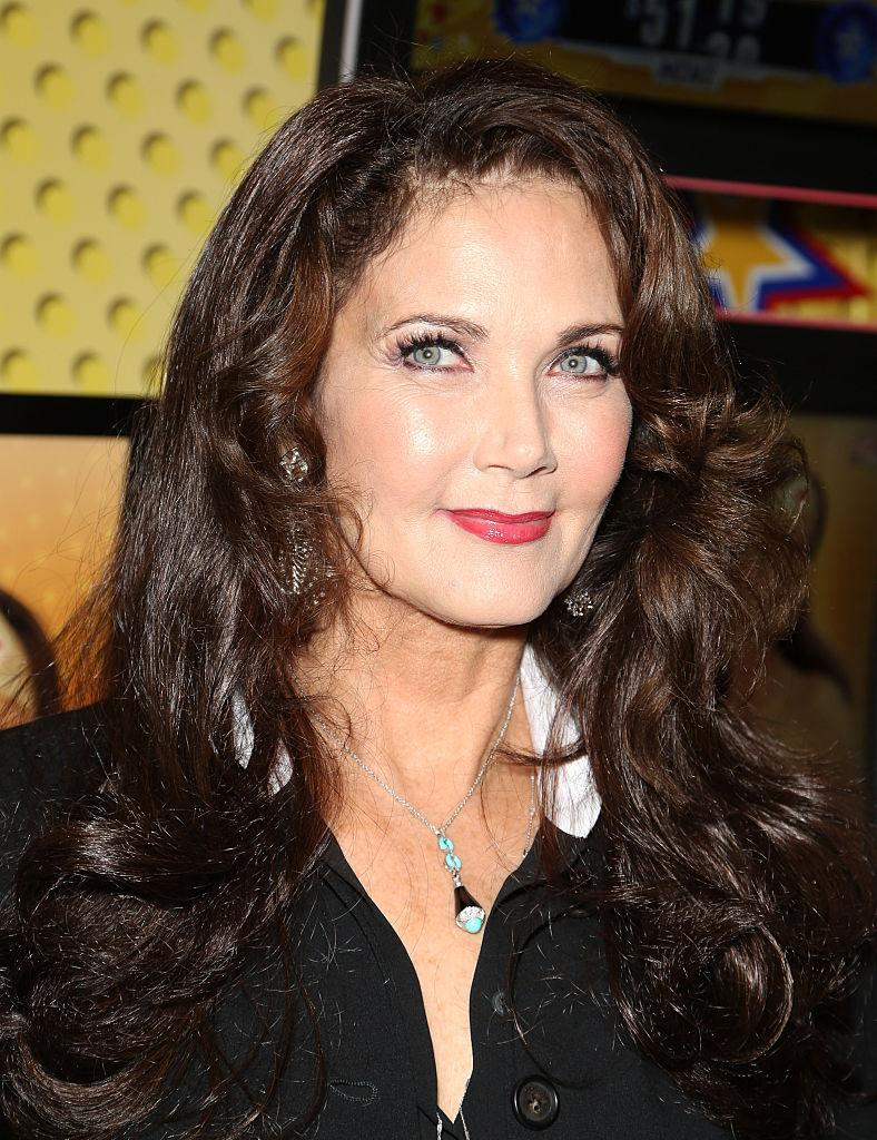 Lynda Carter, who played Wonder Woman in the 1970s, feels the character is misunderstood by people who try to