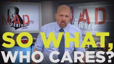 Jim Cramer breaks down why he's buying Citigroup shares ahead of the Federal Reserve's stress test results.