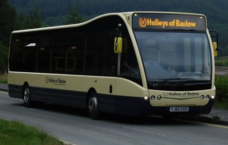 Clear way? The bus from Bakewell to Cressbrook has faced an uphill battle: Hulleys of Baslow
