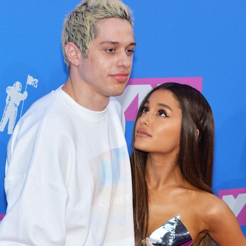 Pete Davidson Opens Up About Getting Death Threats After He Started Dating Ariana Grande