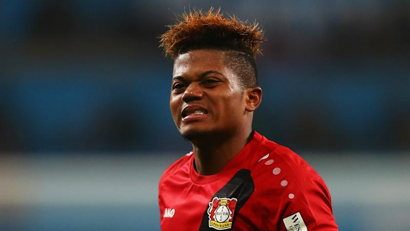 Leon Bailey, Bayer Leverkusen, 17/18