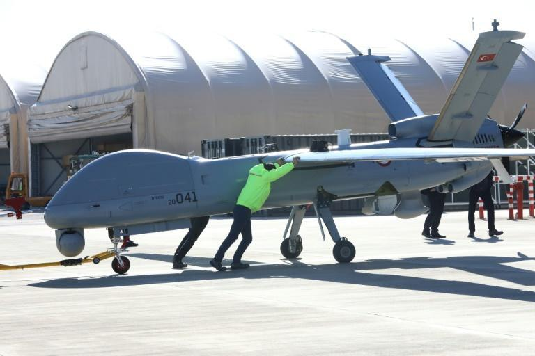 The Anka Drone has helped Turkey compensate for a shortage of combat jet pilots, according to one defence analyst