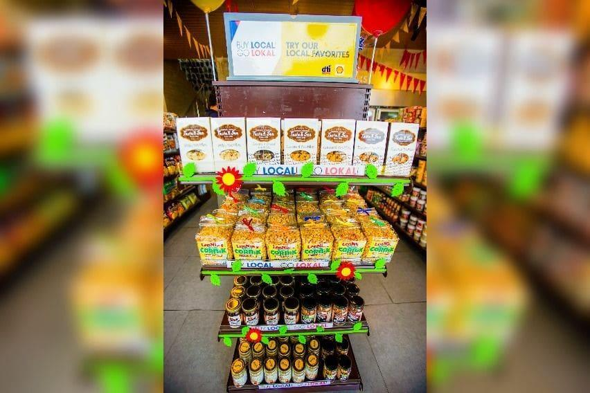 Shell Marilao Mobility Station offerings