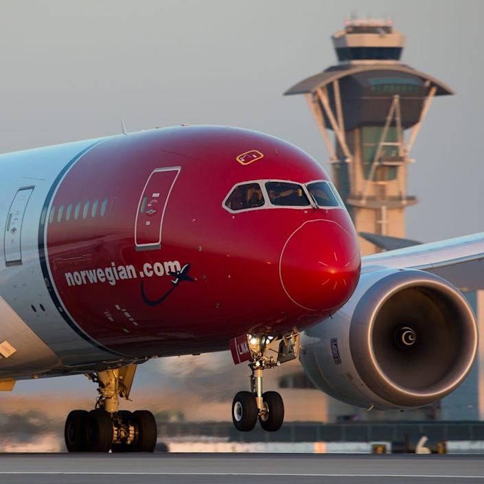 Norwegian Airis apologizing after an 82-year-old woman in a wheelchair was brought to the wrong airport gate and missed her flight to London on July 14.