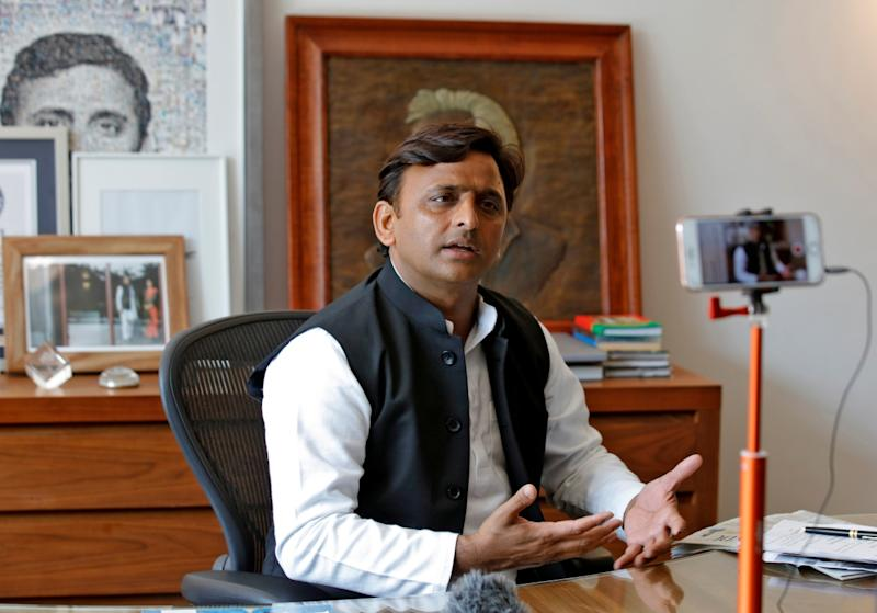 'Why hasn't any soldier from Gujarat been martyred?' asks Akhilesh Yadav; faces ire of Twitterati