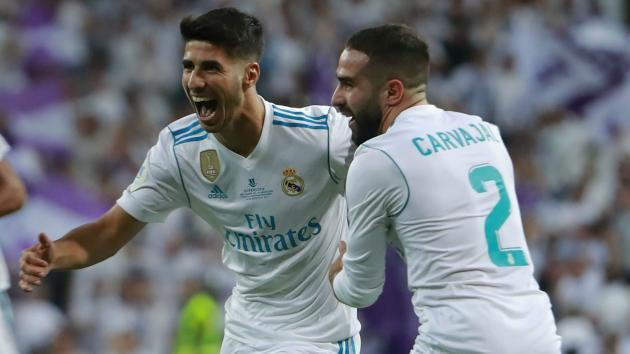 Real Madrid 2-0 Barcelona: Real Dominate In Spanish Super Cup Victory