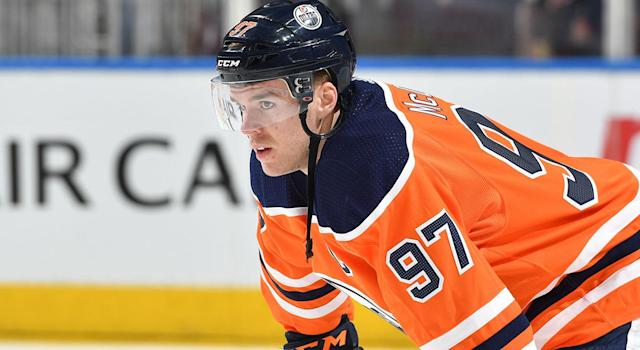 Connor McDavid says the players seem to be getting on the same page ahead of the NHL's next CBA negotiations. (Andy Devlin/NHLI via Getty Images)