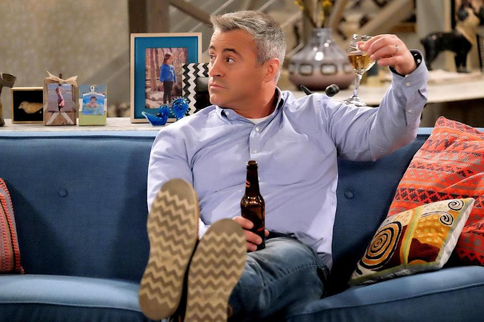 <p><b>Last TV Gig:</b> LeBlanc played himself in an satirical, inside look at the entertainment industry in Showtime's <em>Episodes</em>.<br><b>Next Up:</b> Adam, a contractor who starts spending more time with his kids when his wife returns to work in CBS's <i>Man With a Plan</i>. <br><br>(Credit: Darren Michaels/CBS)</p>