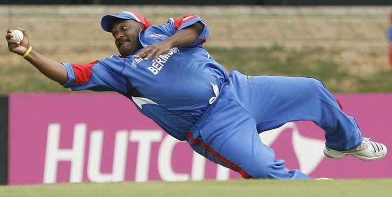Dwayne Leverock made sure he registers his name in the history books with this blinder