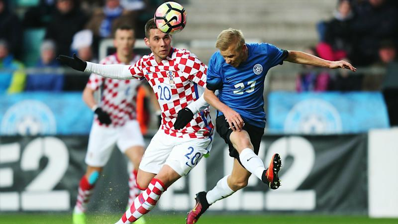 VIDEO: Croatia concede to Estonia after only 57 seconds