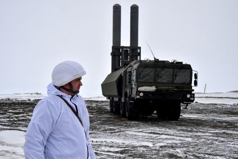 Russia has bolstered its military presence in the region in recent years