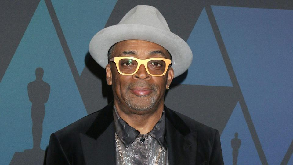 LOS ANGELES - NOV 18: Spike Lee at the 10th Annual Governors Awards at the Ray Dolby Ballroom on November 18, 2018 in Los Angeles, CA.
