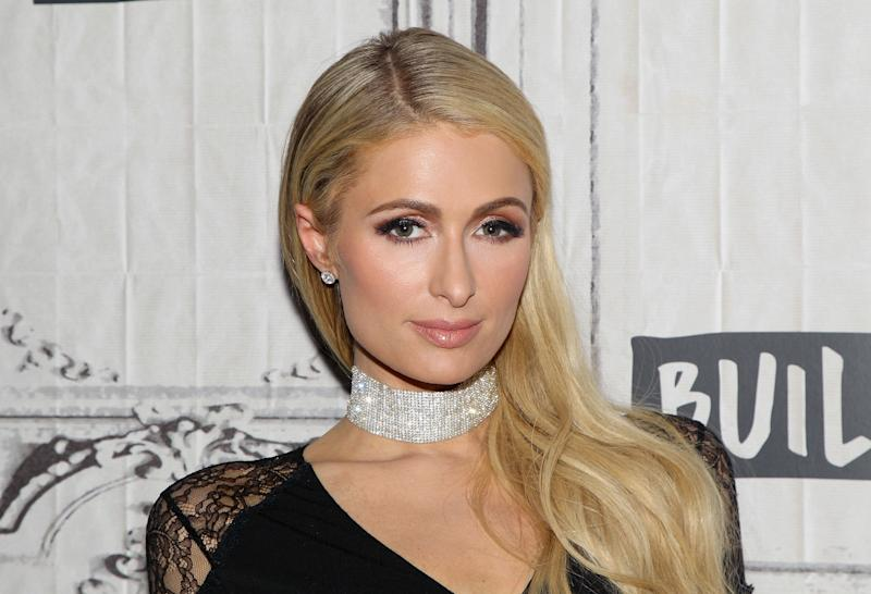Paris Hilton at an event