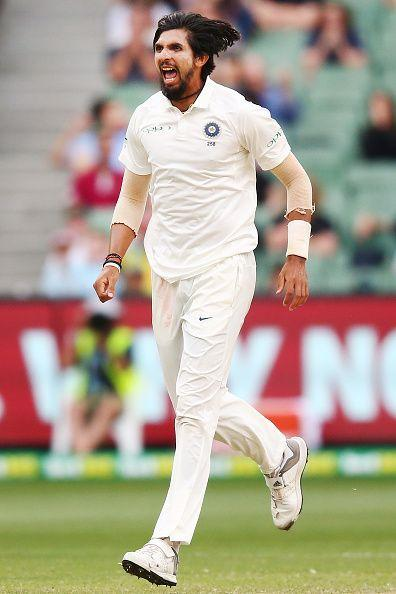 Sharma has picked up 283 wickets in 95 Tests
