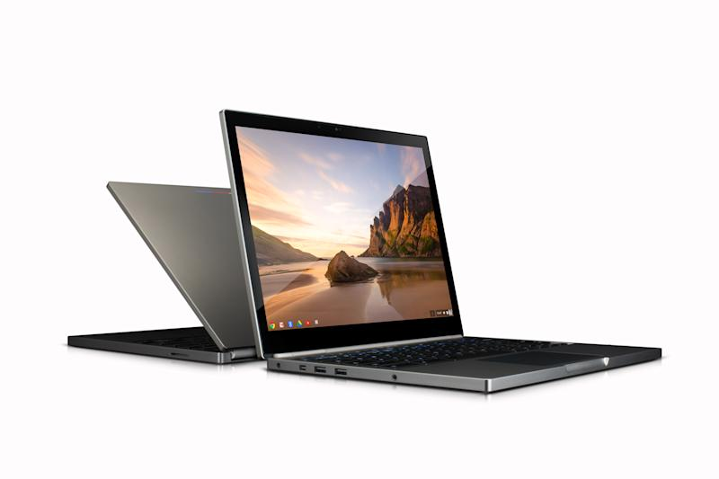 Head to head: Chromebook Pixel and MacBook Pro