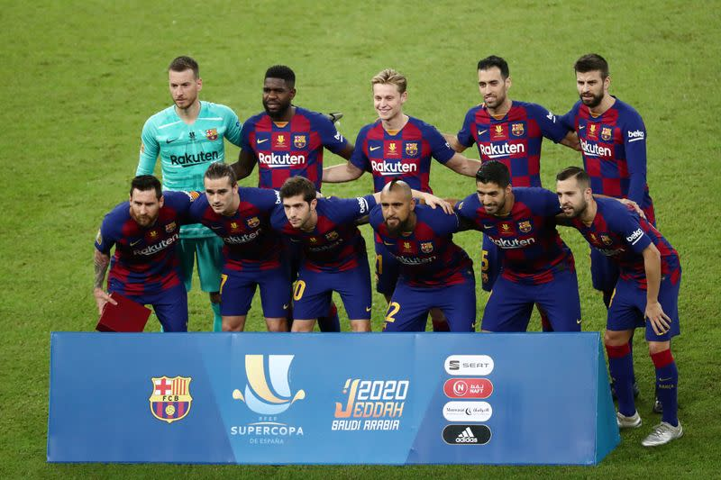 Barca post biggest operating revenues among Europe's champions