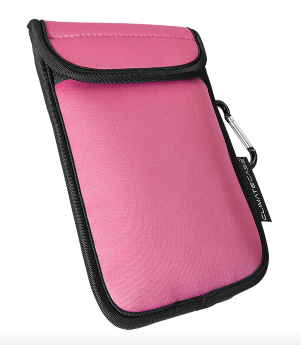 ClimateCase 800 Series in Cotton Candy (Photo via Climate Case)