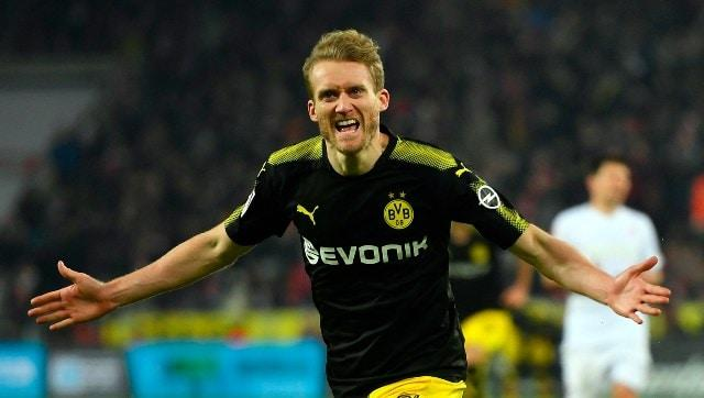 Bundesliga: Borussia Dortmund release 2014 World Cup-winner Andre Schurrle with one year left on contract