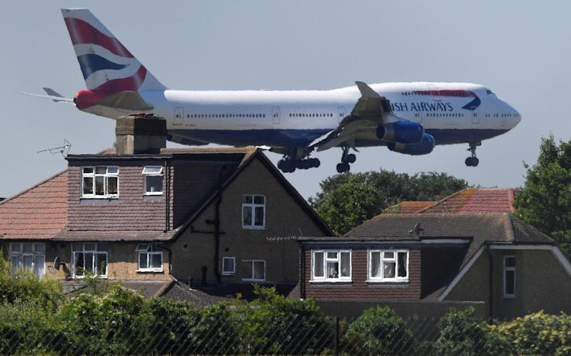 A 12-week consultation will allow people to give feedback on Heathrow's proposals - REUTERS