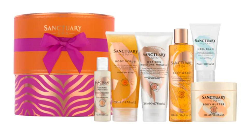 Sanctuary Spa Signature Showstopper Gift Set
