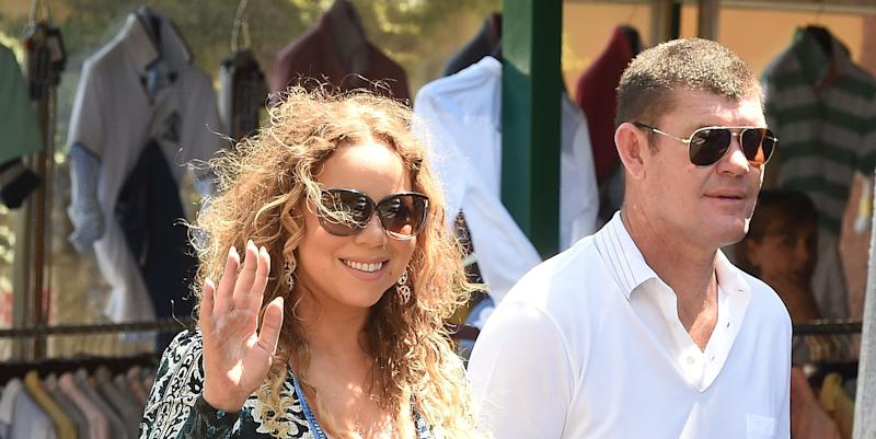 "Mariah Carey Says She And Her Ex James Packer ""Didn't Have A Physical Relationship"""