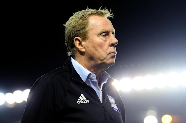 Harry Redknapp bought loads of new players – and was then sacked by Birmingham