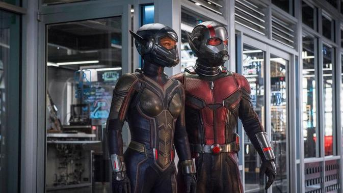 Ant Man and the Wasp. (Marvel Studios)