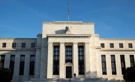 FILE PHOTO - The U.S. Federal Reserve in Washington