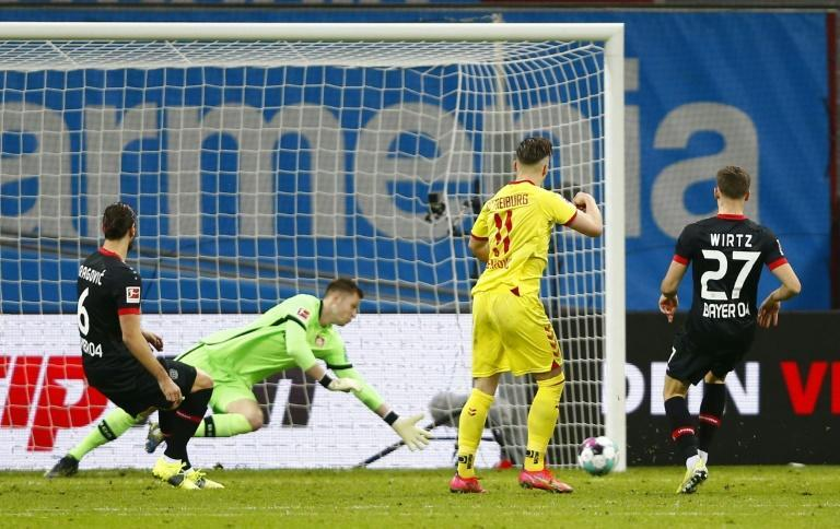 Ermedin Demirovic opened the scoring as Freiburg snatched a shock win away to Bayer Leverkusen on Sunday