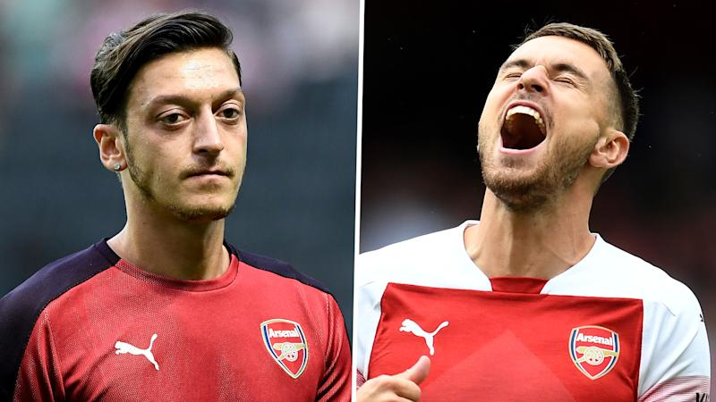 Leno set for Arsenal starts as Emery issues Cech injury update