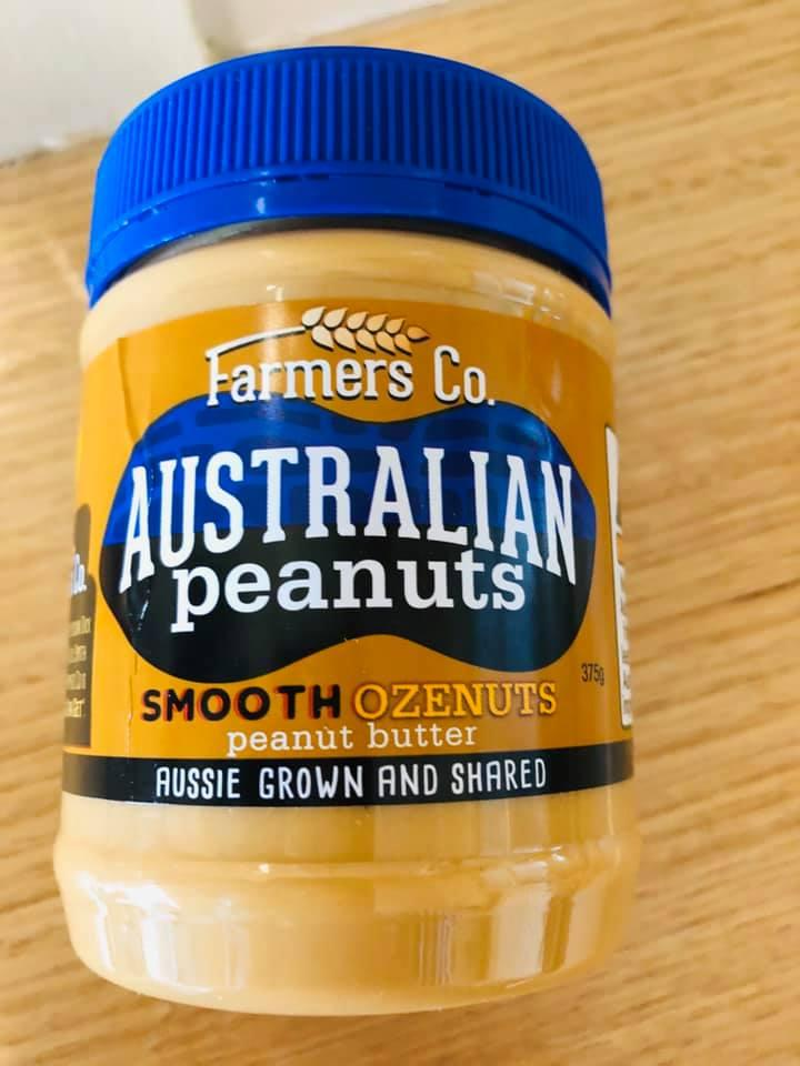 Woolworths shoppers discovered Farmers Co. peanut butter would no longer be stocked by the supermarket giant.