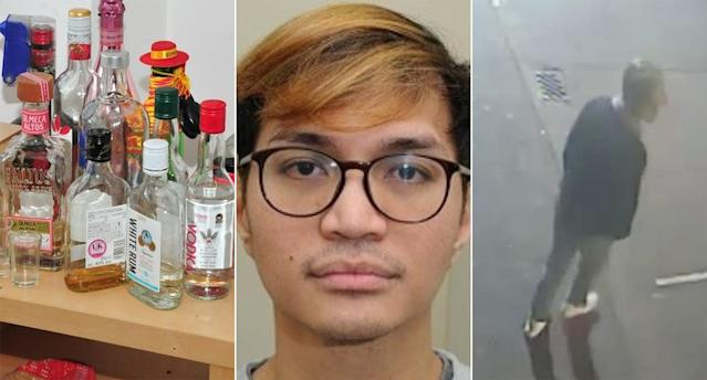 Reynhard Sinaga has been found guilty of more than 100 offences across four trials. (CPS)
