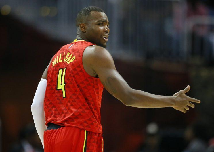 Paul Millsap remains one of the NBA's most workmanlike stars. (AP)