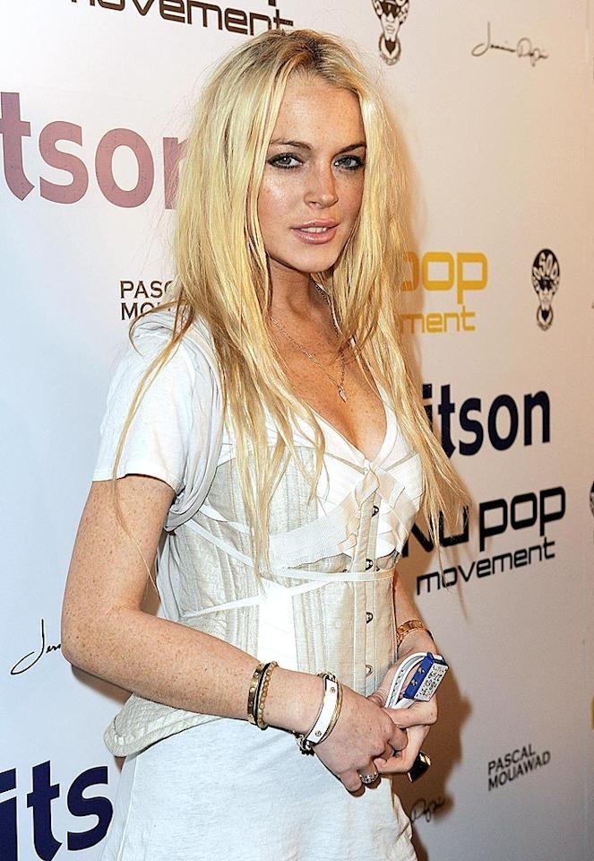 "A story making the rounds had Lindsay Lohan sharing dinner with model Adam Senn at the New York restaurant Il Bastardo, with a source saying, ""He's genuinely interested in her, and it seems pretty mutual."" Mutual? That's news to Lohan, who told <a href=""http://www.gossipcop.com/lindsay-lohan-fights-poverty-and-rumors-from-india/"" target=""new"">Gossip Cop</a> these reports were ""BS."" Oh, and by the way, the night they had that New York ""dinner,"" Lohan was in Los Angeles. Jordan Strauss/<a href=""http://www.wireimage.com"" target=""new"">WireImage.com</a> - November 12, 2009"
