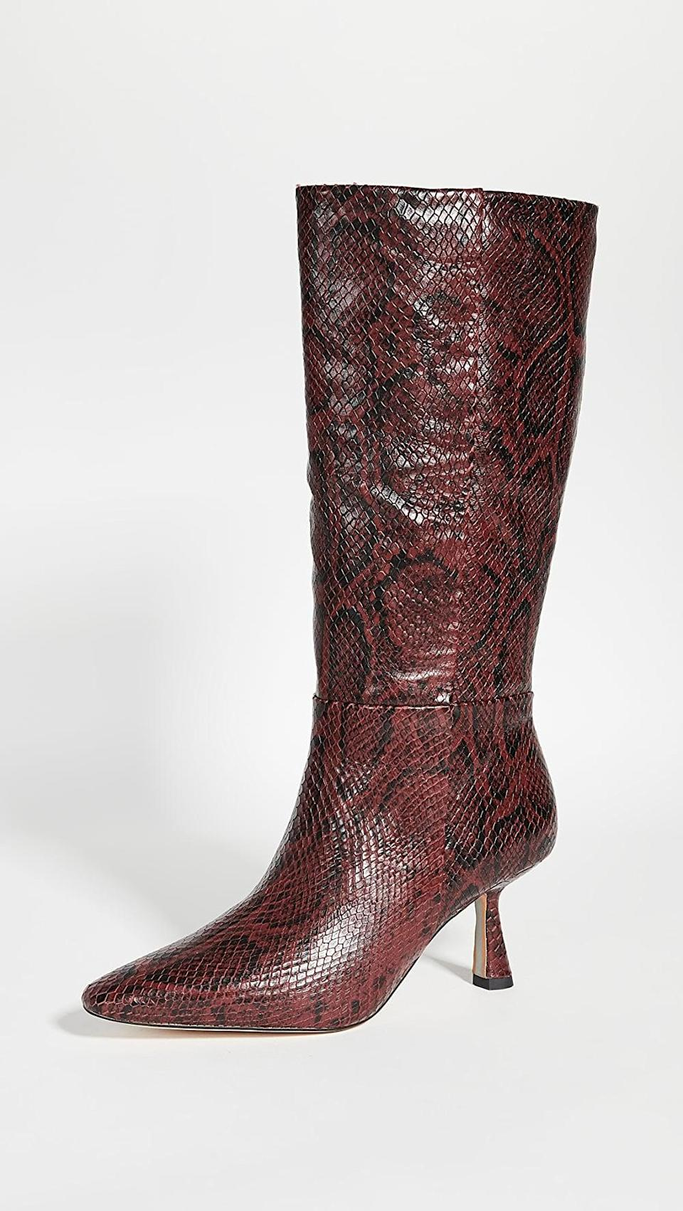 <p>Virgos can still have a little fun, and these <span>Sam Edelman Samira Boots</span> ($200) are just that.</p>