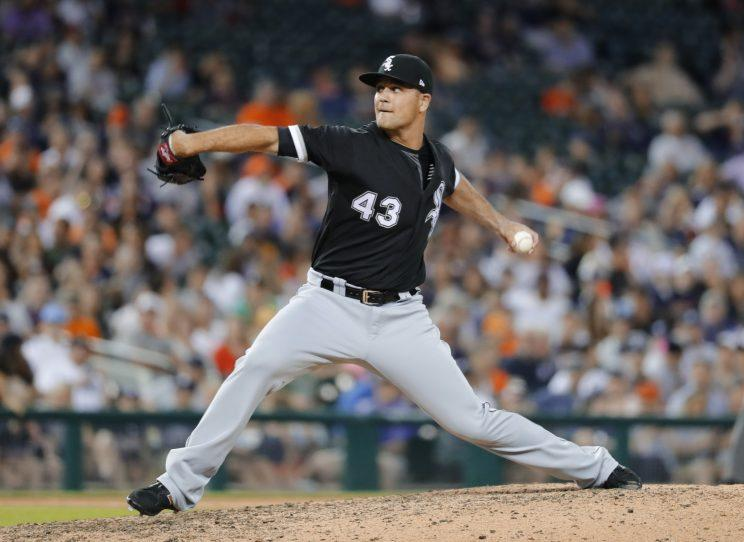 Dan Jennings is the latest member of the White Sox to be dealt away. (AP Photo)