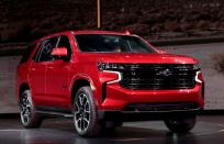 FILE PHOTO: Chevrolet reveals the 2021 Tahoe SUV in Detroit