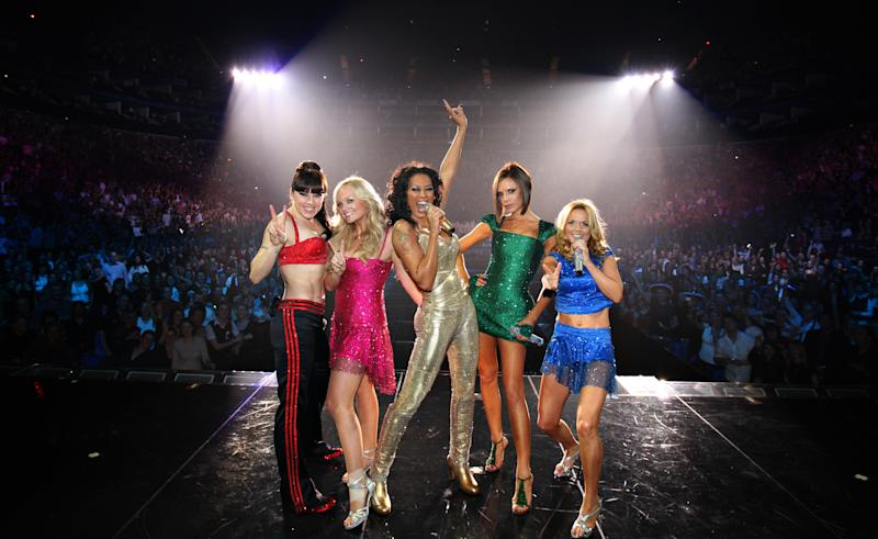 Geri Horner had given up hope of Spice Girls reunion