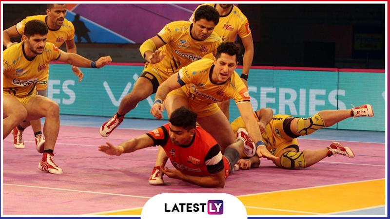 PKL 2019 Today's Kabaddi Matches: September 10 Schedule, Start Time, Live Streaming, Scores and Team Details in VIVO Pro Kabaddi League 7