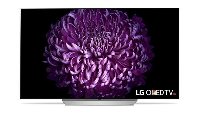 This LG OLED TV is still pretty expensive, but the technology is worth it.