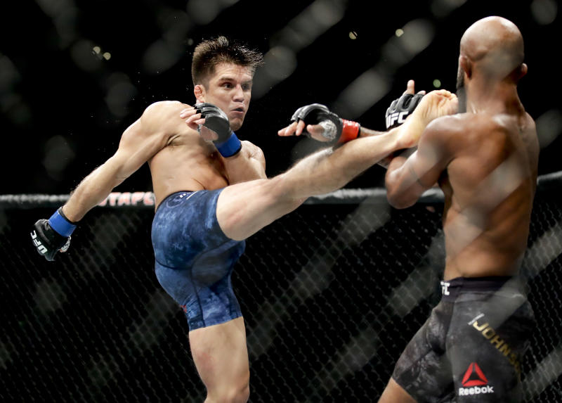 Henry Cejudo Ends Demetrious Johnson's Historic Title Reign (UFC 227 Results)