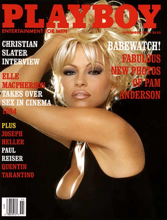 <p><strong>Issue: </strong>November 1994</p><p>Pamela Anderson's brand of sex appeal was tailor-made for <em>Playboy</em>, as evidenced by her November 1994 cover.</p>