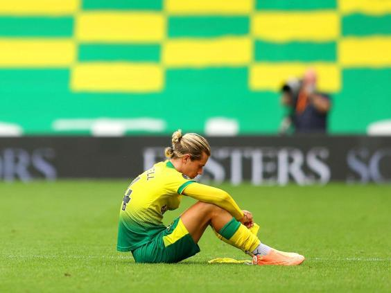 Norwich have been relegated (Getty)
