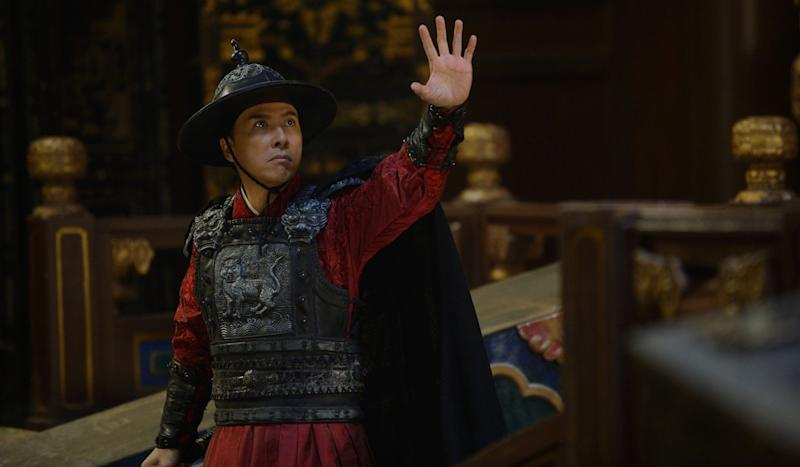 Donnie Yen makes legal strike against makers of terrible Iceman film