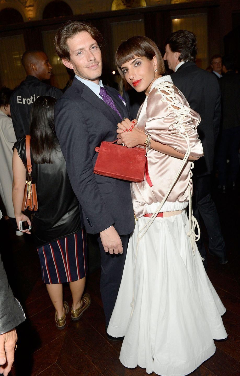 <p>A nurturer of young fashion talent, she's been one of the first to buy young designers such as Prabal Gurung and Jason Wu for her stores. </p>