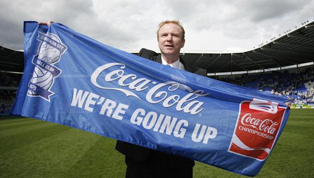 <p>Birmingham have been promoted to the Premier League on three occasions since their first leap into the big time (post-1992 era) in 2002, with two of those promotion coming immediately off the back of a relegation.</p> <br><p>The Blues were dumped out of the top flight in 2006, going on to finish second in the Championship the following season and return, while the same thing also happened after a second relegation in 2008 and immediate promotion in 2009.</p>