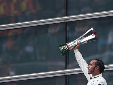 Formula 1 2019: Dominant Lewis Hamilton pips Mercedes teammate Valtteri Bottas at Chinese GP to claim 1,000th ever race