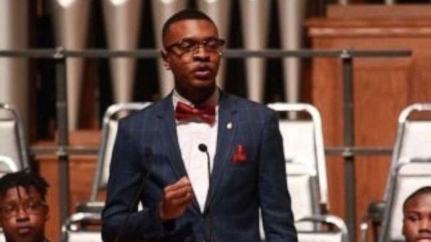 PHOTO: Dacavien Reeves graduated from prestigious HBCU Morehouse College. (Dacavien Reeves)