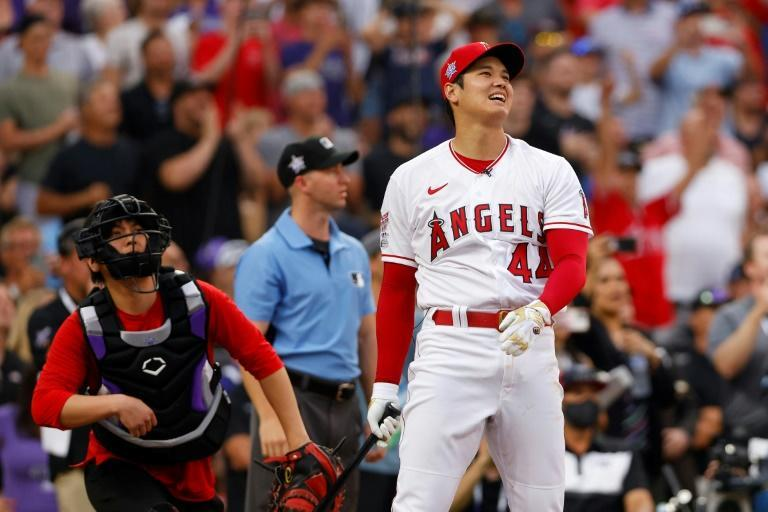 """Japan's two-way star Shohei Ohtani said he had been surprised at being named for a dual role, calling it a """"huge honor"""""""