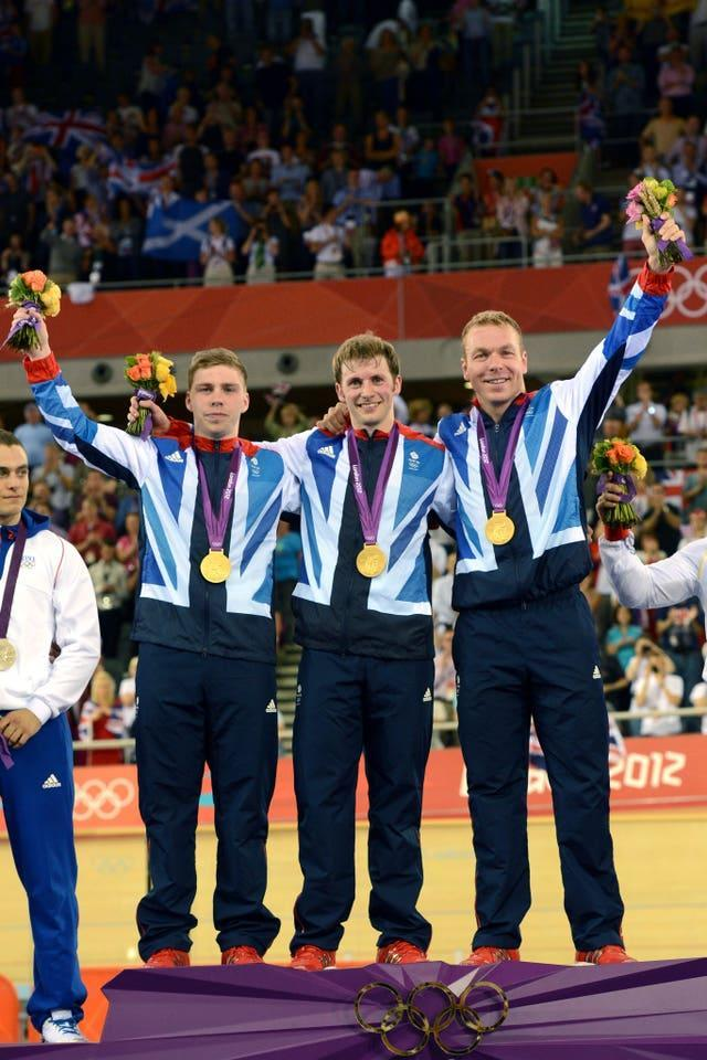 London Olympic Games – Day 6